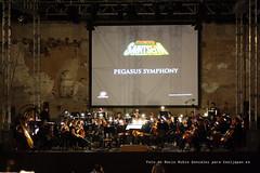 Pegasus Symphony en Fuengirola 09 (cooljapanes) Tags: saint seiya pegasus symphony saintseiya caballerosdelzodaco fuengirola mlaga pegasussymphony