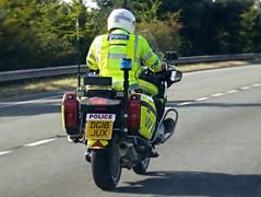 Photo of DG16 JUX - BMW R1200 RT - Cheshire Constabulary RPU Traffic Bikes.