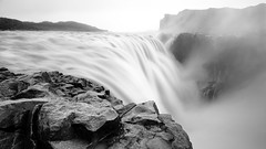 6 000 000 000m3 per year (Louis Lefranc) Tags: cascade waterfall black blurry long exposure rocks dettifoss iceland wind sharp canon magic athmosphere elfic nd1000 fiotten