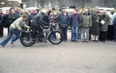 Triumph  Reg: NX 7060 (bertie's world) Tags: sunbeam pioneer run 1979 epsomdowns motorcycles triumph reg nx7060