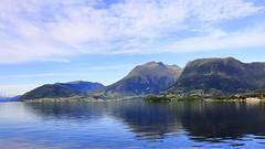Rosendal aug -16 (bjarne.stokke) Tags: hordaland hardanger hardangerfjorden hordalandbergen norway norge norwegen