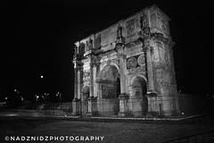 Arch of Constantine (NadzNidzPhotography) Tags: nadznidzphotography ruins urban urbanscape sightseeing cityscape city citysightseeing cityscapes fujifilmxt10 fujifilm fujinon fuji fujinonxf1855mmf284rlmoislens site rome romeitaly roma