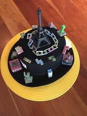 Minecon 2016 hat (Mr Eric Haines) Tags: minecraft minecon
