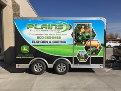 PlainsResMowTrlrP (Revolution Wraps #1) Tags: john deere mower repair trailer wraps plains equipment revolutionwraps vinyl custom