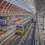 "London Paddington station<a href=""http://www.flickr.com/photos/28211982@N07/29257038126/"" target=""_blank"">View on Flickr</a>"