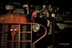 70 years of work (henriiqueprado) Tags: nikond3200 old vintage explore trator tractor vehicle farm fazenda expressyourself masseyferguson