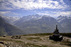 Rohtang Pass (mala singh) Tags: mountain himalayas rohtangpass himachal india