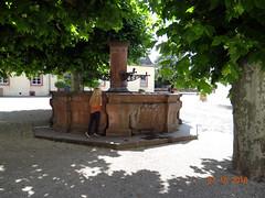 Schloss Homburg (Yvonne IA) Tags: germany badhomburg schlosshomburg schloss casatle fountain