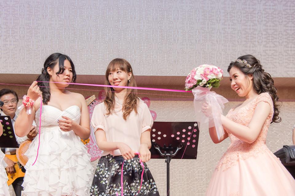 台南婚攝 情定婚宴城堡永康館 婚禮紀錄 C & V 158