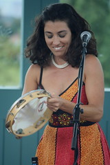 P De Jurema (2016) 03 (KM's Live Music shots) Tags: worldmusic brazil maracatu ciranda forr pdejurema albacabral pandeirobrazilian framedrum handpercussion drums festivalofbrasil hornimanmuseum