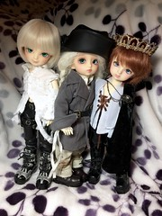Little monsters (Bazangi) Tags: volks yosd bjd tenshi tsugumi lorina dolls abjd