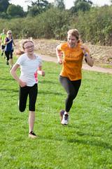 Maidenhead Parkrun #77 (the_amanda) Tags: maidenhead parkrun 77 park run braywick runner running apricot sprint finish