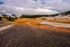 Yellowstone - Upper Geyser Basin (gregoryl.johnson56) Tags: yellowstone uppergeyserbasin