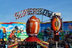 DSC02246 (A Parton Photography) Tags: fairground rides spinning longexposure miltonkeynes fireworks bonfire november cold