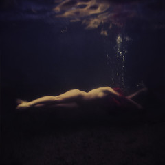 the struggle ballet (brookeshaden) Tags: swimming reflections underwater bubbles rolling flipping fineartphotography twisting underwaterphotography brookeshaden texturebylesbrumes