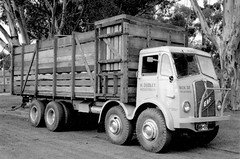 ERF (71B / 70F ( Ex Jibup )) Tags: road truck vintage cab transport goods lorry commercial vehicle trucks erf trailer chassis load carry articulated unit bodywork delivering haulage ridgid convey