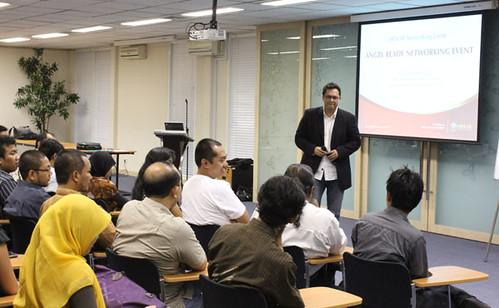 mekar networking event - 2