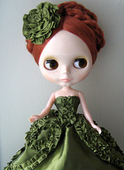 (twinkle_moon_bunny) Tags: green anne blythe prairie gown rococo posie roccoco