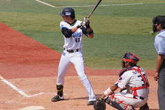 DSC04371 (shi.k) Tags: 横浜スタジアム 横浜ベイスターズ 120608 イースタンリーグ 北篤