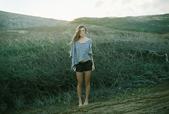 (zachmccaffree) Tags: portrait film nature girl fashion analog 35mm landscape kalani