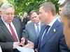 MP Mykola Katerynchuk talks with Ambassador Tefft and Mr. Melia (usembassykyiv) Tags: ukraine melia tefft yuliatymoshenko