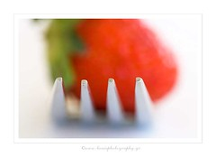 Catch me.... (ktania) Tags: red summer stilllife sun color macro art love colors fruit canon greek photography restaurant photo spring still strawberry colorful flickr raw dof shot bokeh background strawberries spoon super sugar greece romantic colourful colori photographyart artphotography srawberry canonef100mmf28macro 400d canon400d seasson platinumphoto flickraward springfruit romanticphotography colourartaward taniaphotography taniakoleska ktania romantichour