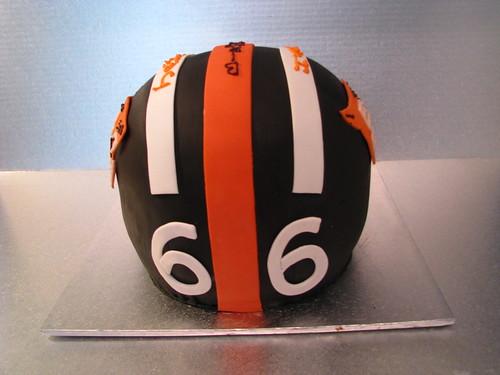 Vintage BC Lions Helmet