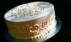 s286 (hayleycakesandcookies) Tags: cake pattern shine dot bakery swirl rise shape