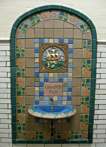 Rookwood Water Fountain, Clifton Cultural Arts Center