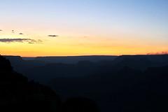 Grand Canyon - Dusk (Cdric Darrigrand) Tags: arizona canon utah grandcanyon hopipoint t2i eos550d kreatox kreatoxcom cdricdarrigrand