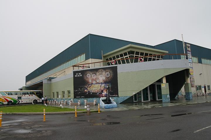 台灣玻璃館(玻璃廟)029