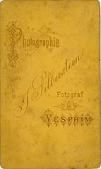 Silberstein Vesprim/Veszprm verzo (steveke3) Tags: veszprm silberstein vesprim