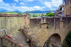 The Old Bridge of Ronda (Meh-D) Tags: city spain ancient andalucia v ronda andalusia felipe