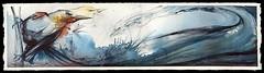 birds, the autobahn and the ocean (Jennifer Kraska) Tags: art birds watercolor jennifer kraska jenniferkraska