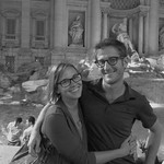"Us at the Trevi Fountain <a style=""margin-left:10px; font-size:0.8em;"" href=""http://www.flickr.com/photos/14315427@N00/7371356210/"" target=""_blank"">@flickr</a>"