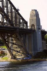 Sydney Harbour Bridge (oxfordblues84) Tags: au sydney australia pylon nsw newsouthwales royalcaribbean sydneyharbourbridge rccl radianceoftheseas thecoathanger royalcaribbeaninternational