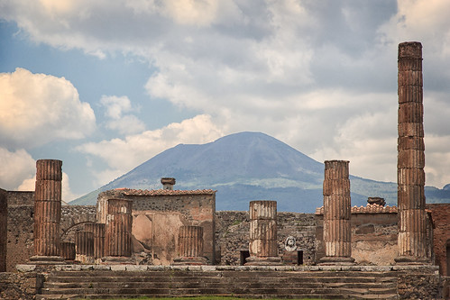 Mount Vesuvius by Ronel Reyes, on Flickr