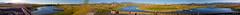 Full 360-Degree Panorama of the Summer Solstice Sunset View from Daybreak Utah (Photo Dean) Tags: park bridge houses sunset summer panorama usa nature water spectacular landscape photography utah ut view 360 panoramic valley stunning sunsetlight epic daybreak 2012 southjordan newurbanism 360degree autopano wasatchmountains stitchedpanorama oquirrhmountains saltlakecounty oquirrhlake masterplannedcommunity daybreakutah