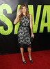 Connie Britton The premiere of 'Savages' at Westwood Village - Arrivals Los Angeles, California