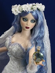Tonner Corpse Bride (annak2575) Tags: bride emily corpse tonner