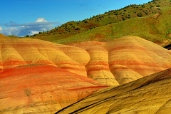 This Curious World (Northern Straits Photo) Tags: sunset oregon paintedhills johndayfossilbeds northernstraitsphotography