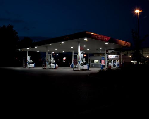 #43 Petrol Station