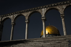 Dome of the Rock (David Freid) Tags: architecture canon photography israel palestine jerusalem domeoftherock mosque holyland templemount alaqsa