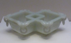 jade double brush washer with six dragonfly rings, Qing dynasty (sftrajan) Tags: china beijing muse museo   peking chineseart   nationalmuseumofchina   zhnggugujibwgun chinesischesnationalmuseum musenationaldechine