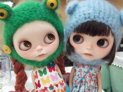 Celeste y Trufa