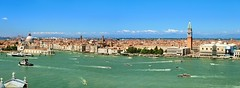 Venetian Lagoon in the Adriatic Sea (Bn) Tags: world life voyage street city trip travel venice houses windows light sea summer people italy music sun color heritage water beauty weather river boats island mirror islands site ancient topf50 colorful warm europe italia ride taxi shoreline pedestrian lagoon tourist taxis canals unesco explore gondola palazzo topf100 venezia palaces sanmarco ducale itali sangiorgio isola veneti vaporetti 100faves 50faves
