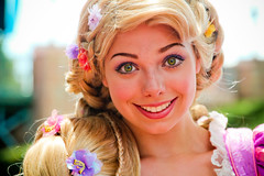 Rapunzel (abelle2) Tags: epcot princess disney disneyworld wdw waltdisneyworld rapunzel tangled disneyprincess worldshowcase internationalgateway princessrapunzel