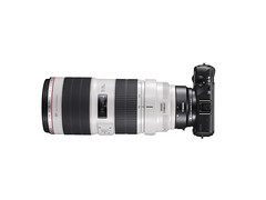 EOS-M-BLACK-TOP-w-EF-70-200mm-L-IS-II-USM
