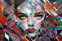 street art & graffiti Antwerp - Steve Locatelli / RizeOne (_Kriebel_) Tags: kriebel uploadedviaflickrqcom