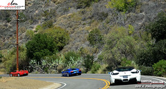 The Cool Cars & Hot Coffee Drive In The Summer Of 2012 Starting From Calabasas Luxury Motorcars (SupercarFocus.com) Tags: hot cars coffee drive cool ghost ferrari lg exotic chrome enzo rolls luxury royce matte calabasas clm motorcars 458 harout jjrodeo laclm harouts